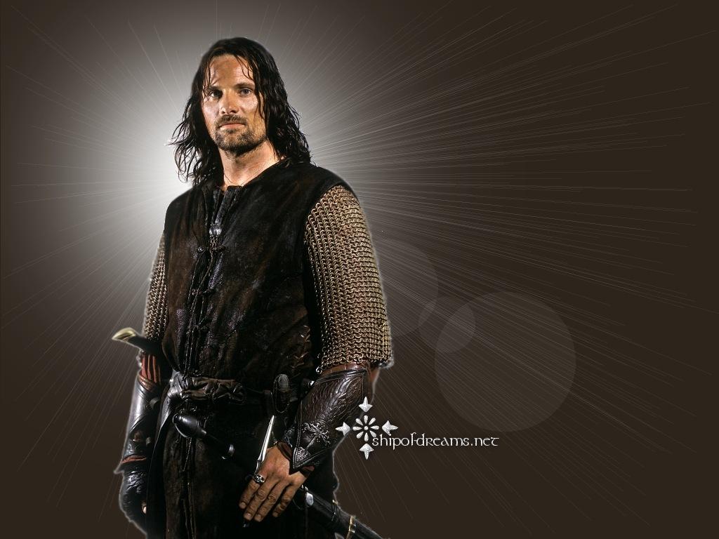 Aragorn Strider Elessar Wallpaper Images Minas Tirith