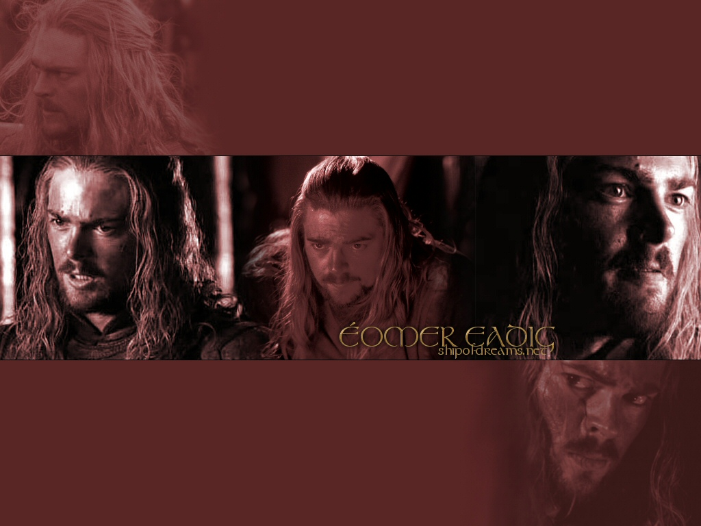 Eomer wallpaper images - Minas Tirith - Lord of the Rings