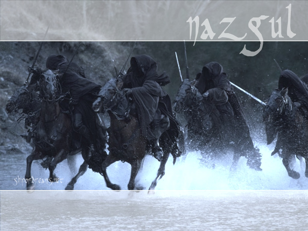 Nazgul Ringwraith Witch King Black Riders Wallpaper Images